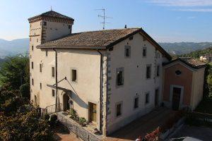 L'edificio dell'ASP Don Cavalletti